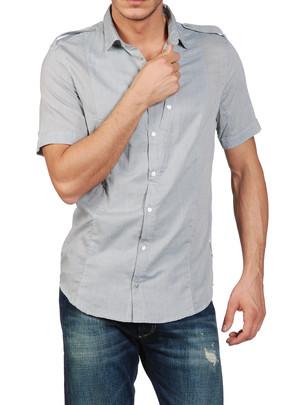 Diesel Online Store - SPELLAX-LA - Shirts from store.diesel.com